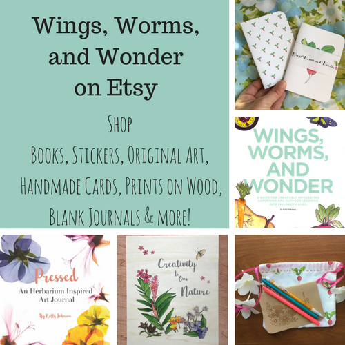 Wings Worms and Wonder Etsy