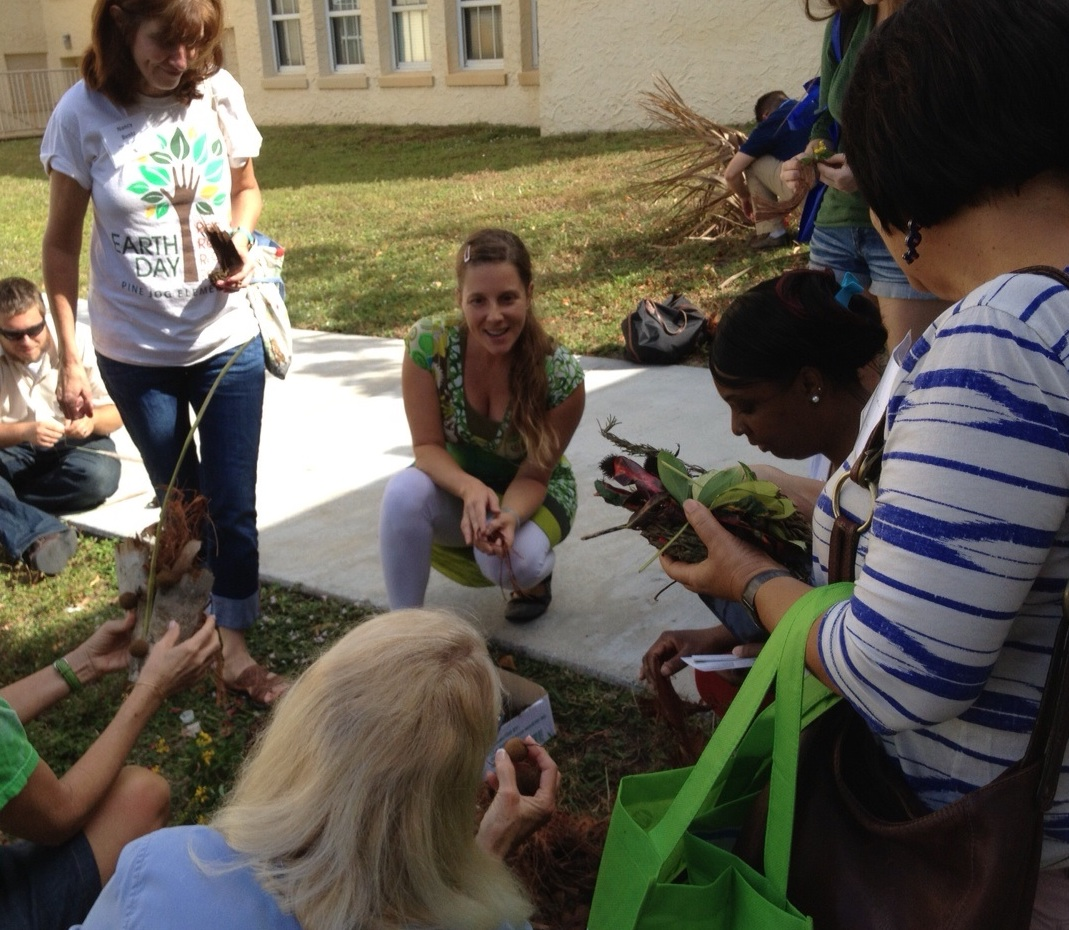 Wings, Worms, and Wonder will inspire your Teacher Inservice days and Get your school gardens growing with consultations!