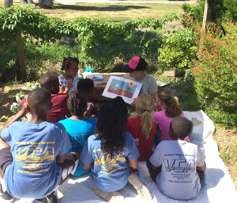 Wings, Worms, and Wonder School gardening workshops!