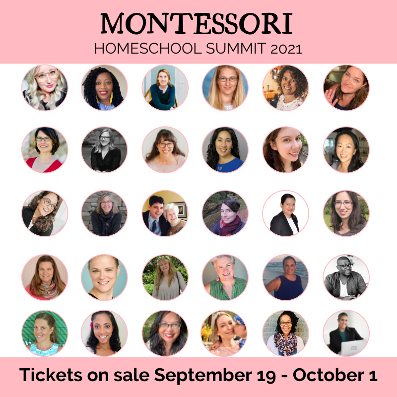 Join Wings, Worms, and Wonder in the Montessori Homeschool SummiT!