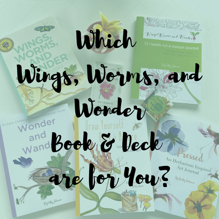 Which Wings, Worms, and Wonder books are right for you? Discover each in this video!